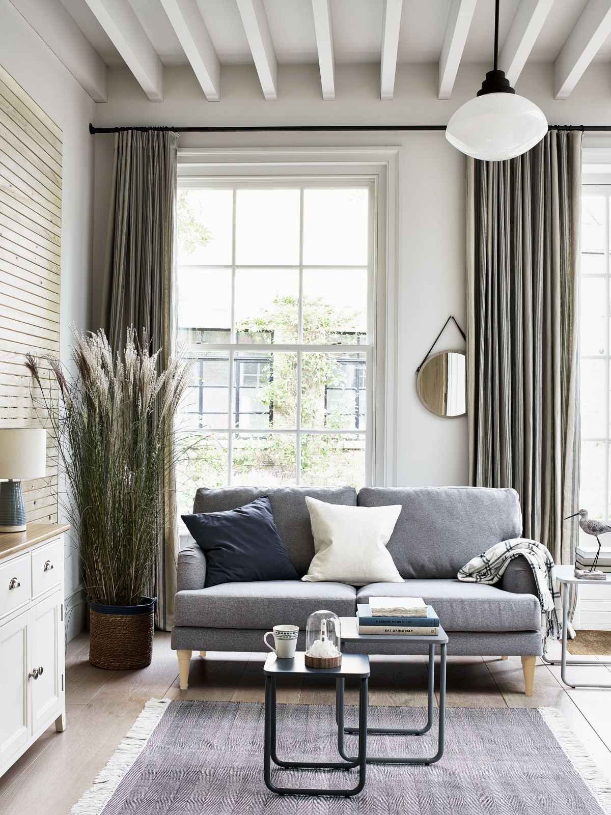 Grey living rooms: 20 gorgeous ideas to inspire your scheme | Real Homes