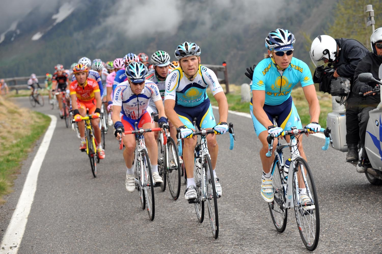 Giro d'Italia 2008 stage 20