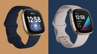 Fitbit Sense vs Fitbit Versa 3