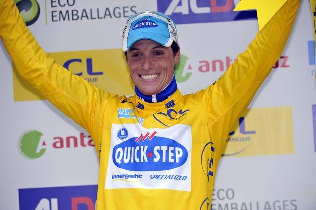 Sylvain Chavanel stage 3 Paris-Nice 2009