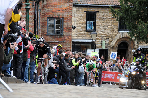 Chris Newton, Lincoln Grand Prix 2010