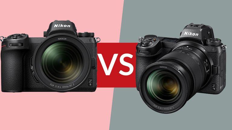 Nikon Z6 vs Nikon Z6 II