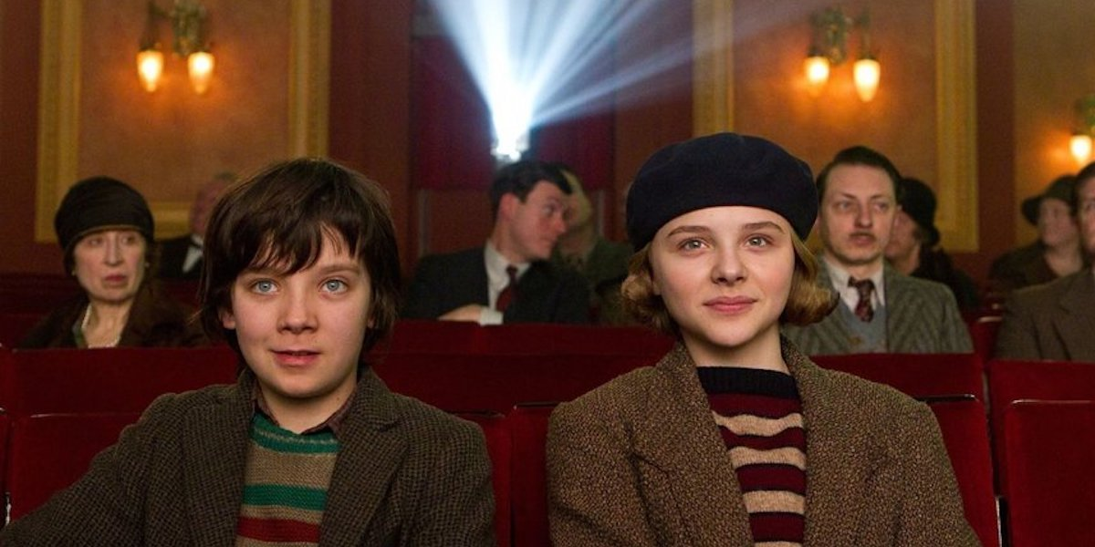 Hugo characters back in movie theaters