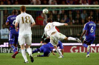 Soccer – UEFA European Championship 2008 Qualifying – Group B – France v Scotland – Parc des Princes
