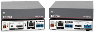 Extron Now Shipping 4K DTP Twisted Pair Extenders for DisplayPort