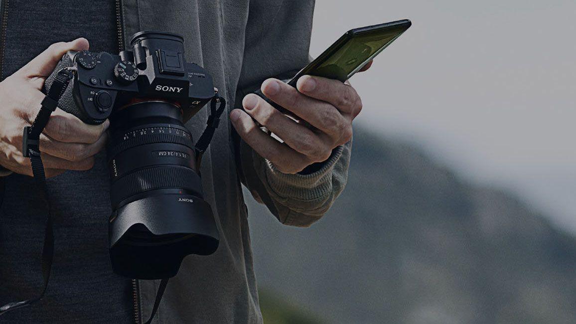 Goodbye PlayMemories, hello Imaging Edge Mobile