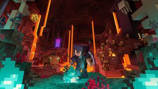 Minecraft update - The Nether Update 1.16