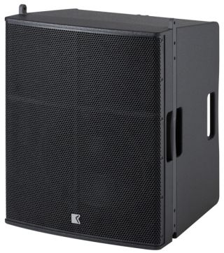 Outline FlySub Subwoofers at InfoComm