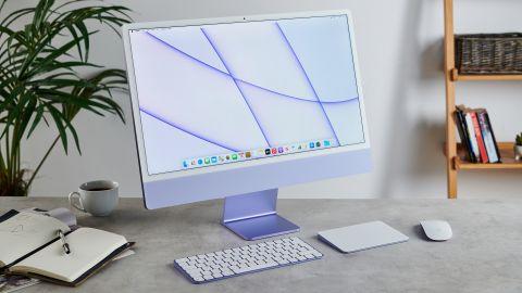 iMac (24 pouces, 2021)
