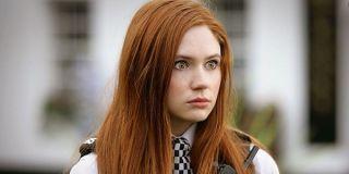 Amy Pond Karen Gillan Doctor Who The BBC