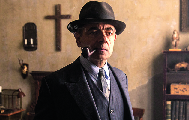 Rowan Atkinson's third outing as the famous French sleuth takes him away from Maigret's usual Parisian beat to an isolated rural community