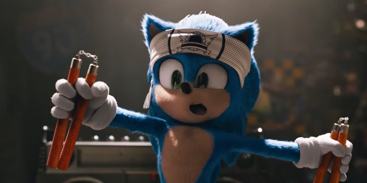 After Backlash And Redesign Sonic The Hedgehog S Ben Schwartz Is