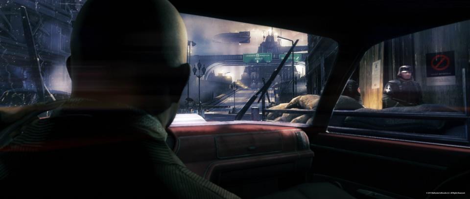 Wolfenstein: The New Order Screenshots Imagine Nazi Global Empire #26739