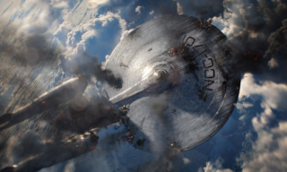 "Still Image From ""Star Trek Into Darkness"" Film"