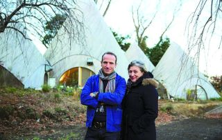 Caroline and Piers head to Japan to four of the most unusual houses we've seen so far.