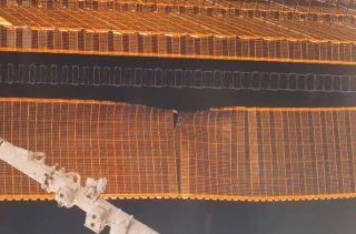 NASA Reveals Plan to Fix Solar Wing