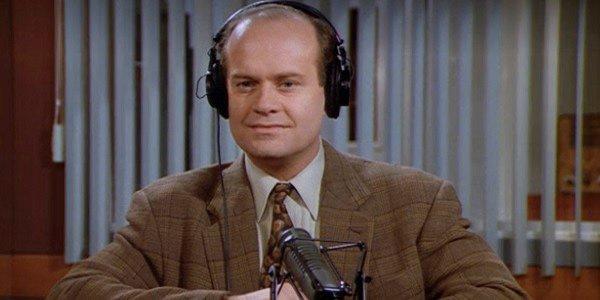 Dr. Frasier Crane Kelsey Grammar Frasier NBC