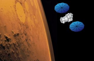 Infographic: How NASA could use an old spy satellite as a Mars-orbiting space observatory