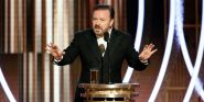 Golden Globes Host Ricky Gervais Explains Why He Won't Apologize For His Jokes