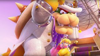 Who knew that Nintendo could transform Princess Peach into a modern woman after all these years?