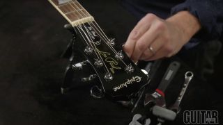 Paul Riario demoes Grover tuners