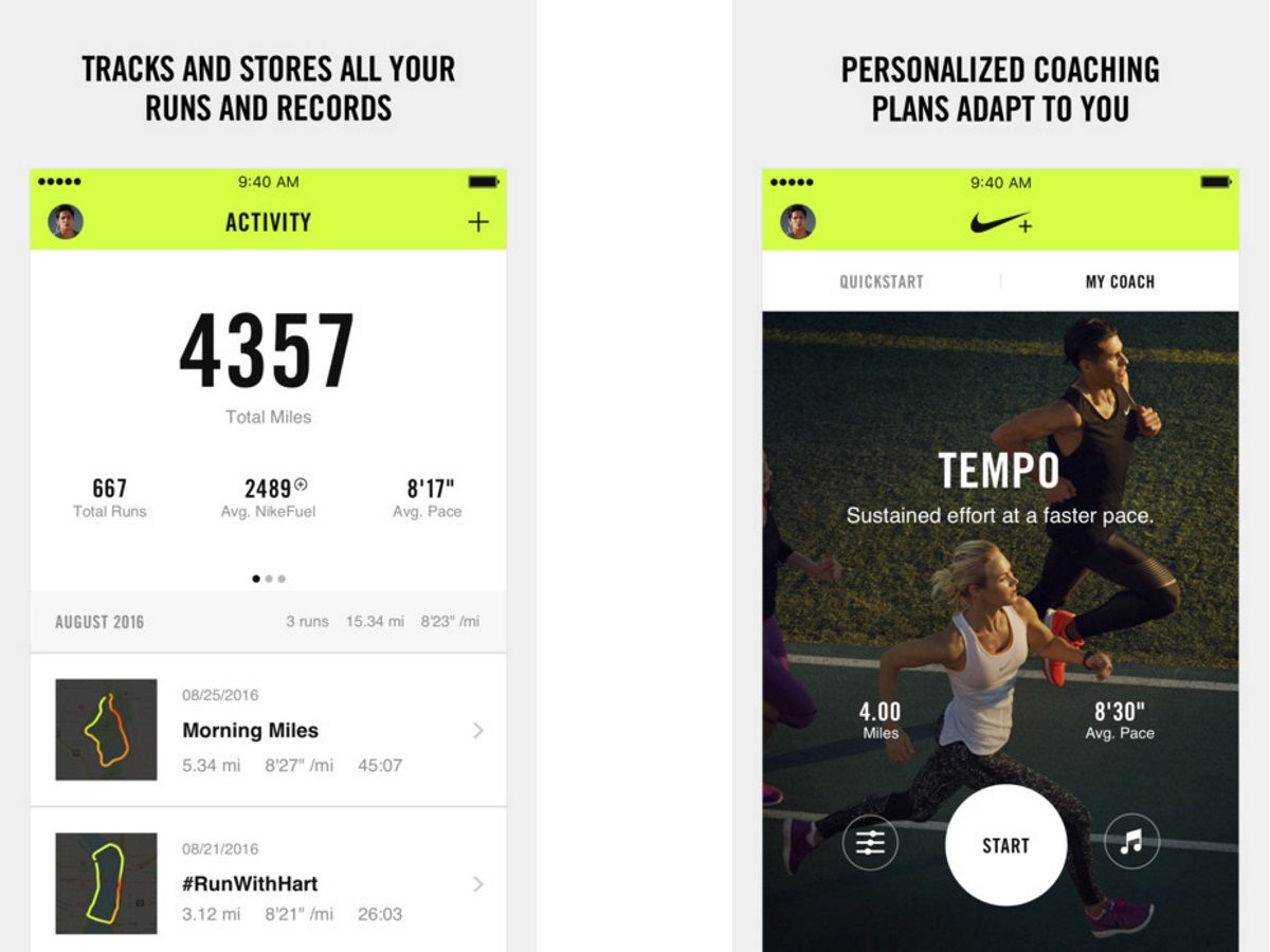 Best Running Apps 2019 - Track Distance, Speed and Fitness