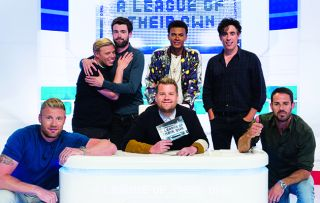 Busy bee James Corden returns for a 12th (12th!) series of the madcap panel show, alongside regular sidekicks Jamie Redknapp and Andrew Flintoff.