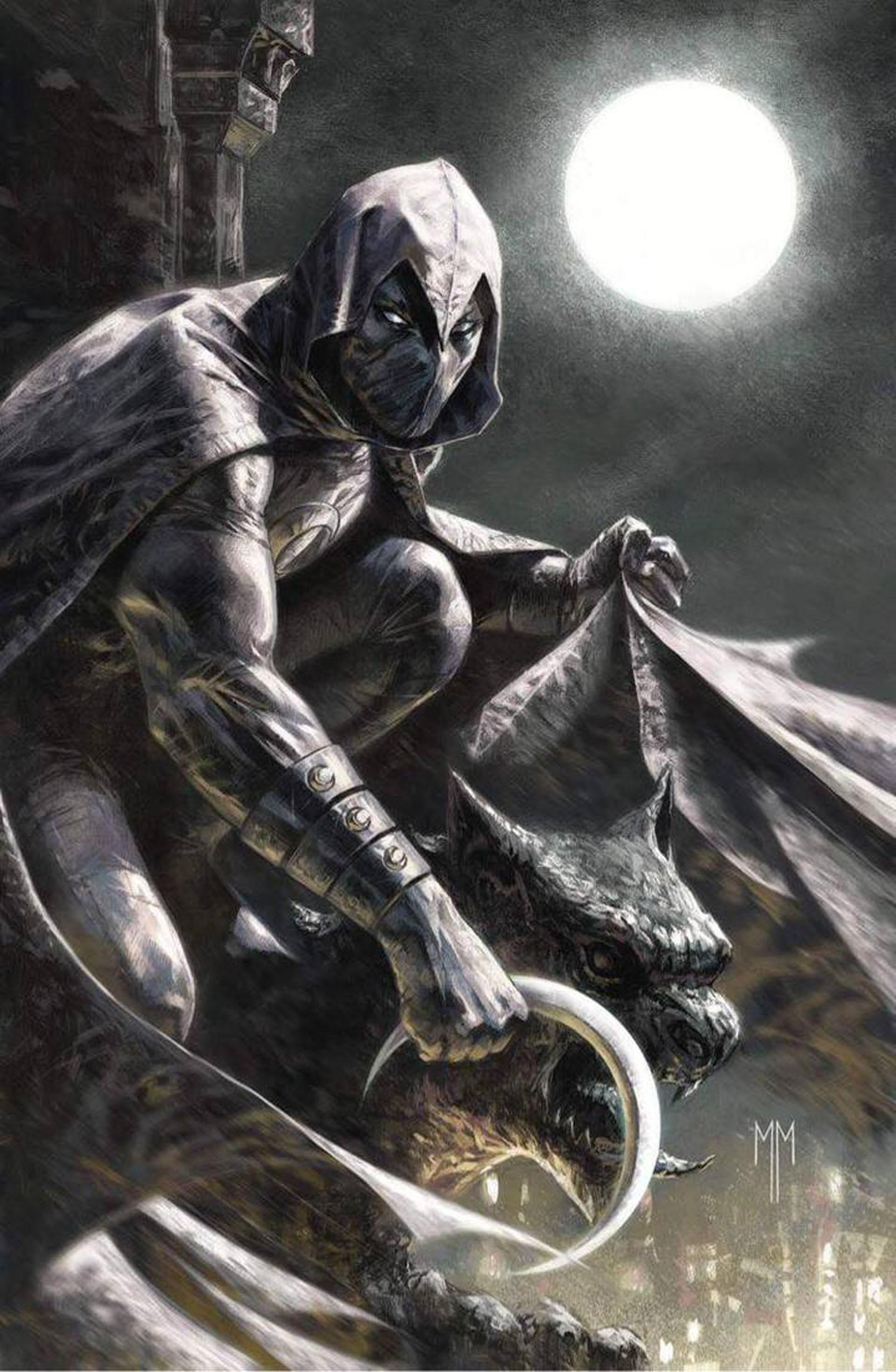 Caballero de la Luna # 1