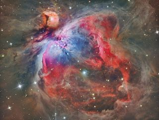 M 42 Great Nebula in Orion Wittich