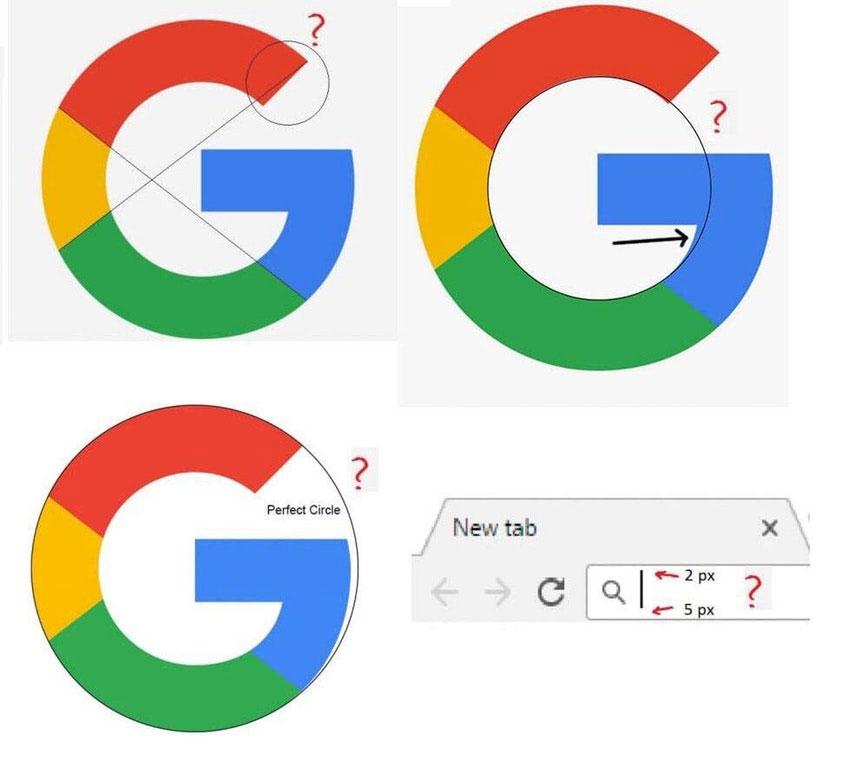 Google Logo Sparks Correct Design Debate Creative Bloq