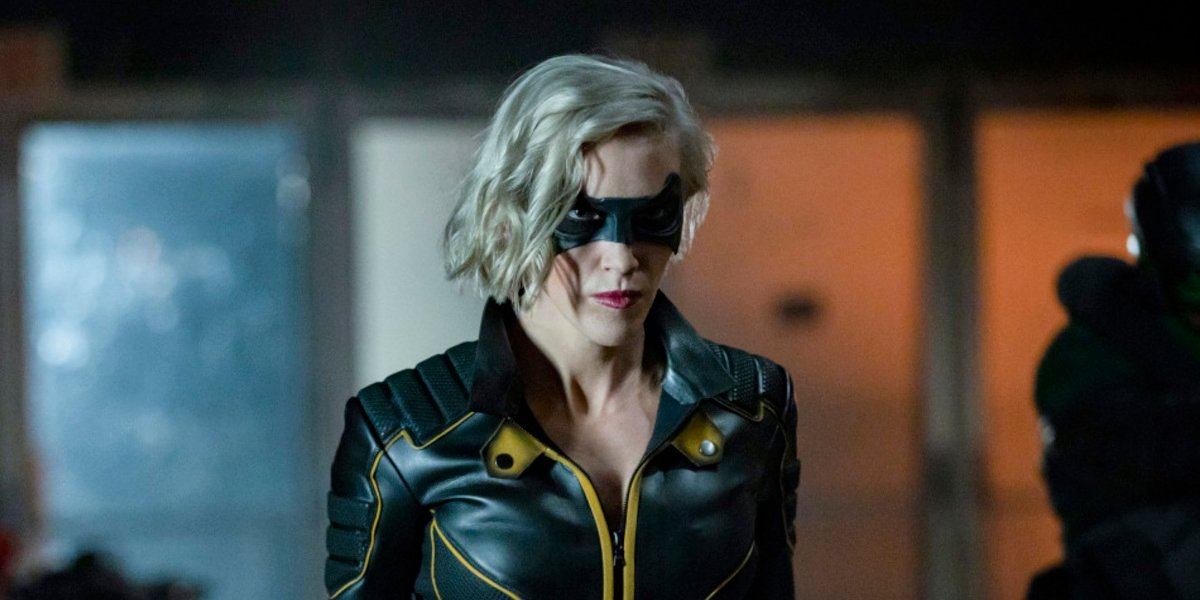 arrow season 8 premiere black siren laurel lance the cw