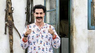 Sacha Baron-Cohen in Borat 2