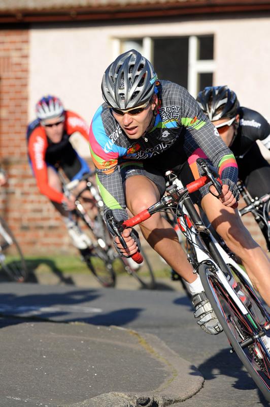 Marcin Bialoblocki on the Girvan's final stage