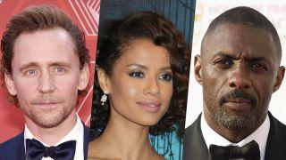 Tom Hiddleston, Gugu Mbatha-Raw and Idris Elba, three potential next Bonds