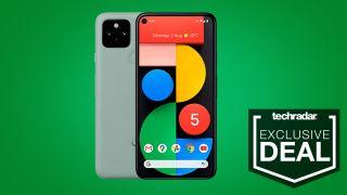 Google Pixel 5 deal