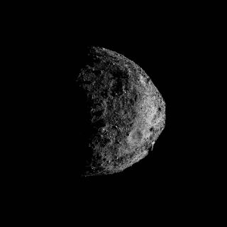 Scientists on NASA's OSIRIS-REx mission proved shortly after arrival at this near-Earth asteroid, called Bennu, that it carries hydrated minerals.