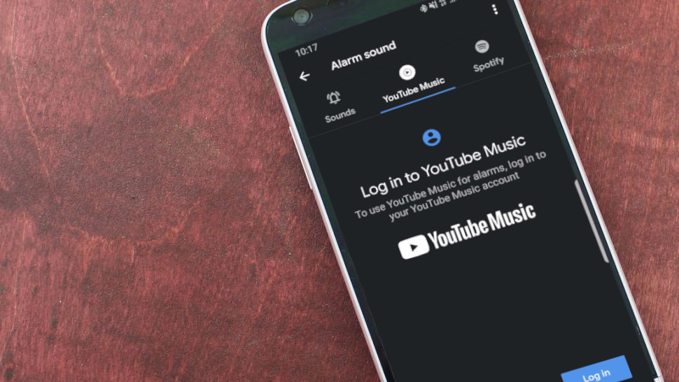 Google Clock can now wake you with tunes streamed from YouTube Music