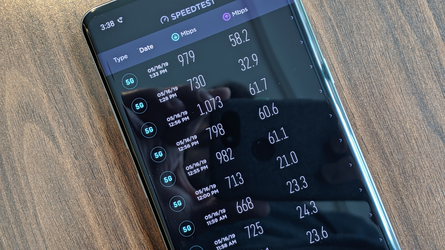 Galaxy S10 5G Tested: Crazy 1 Gbps Speeds on Verizon's