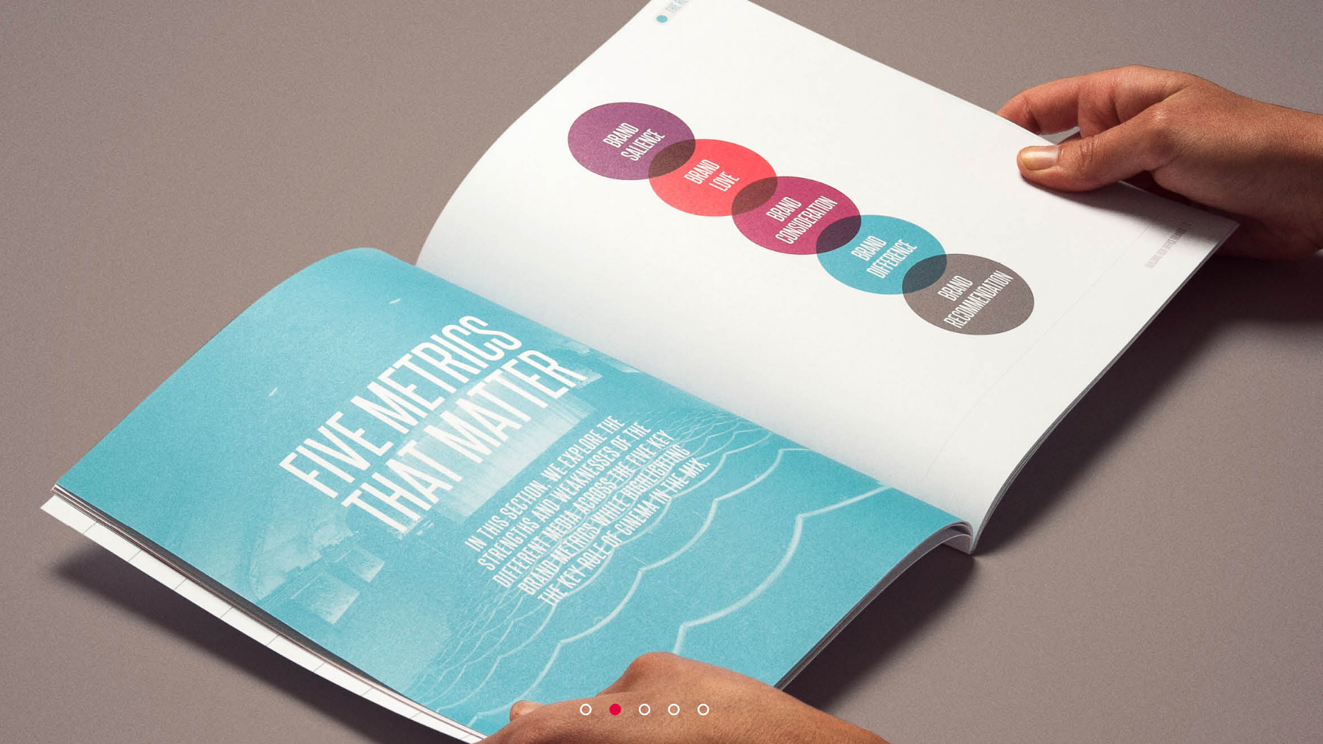 16 Imaginative Annual Report Designs