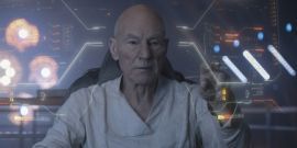Why Patrick Stewart Says He 'Would Have Been A Fool' To Turn Down Star Trek: Picard