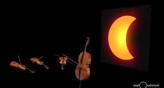 eclipse kronos