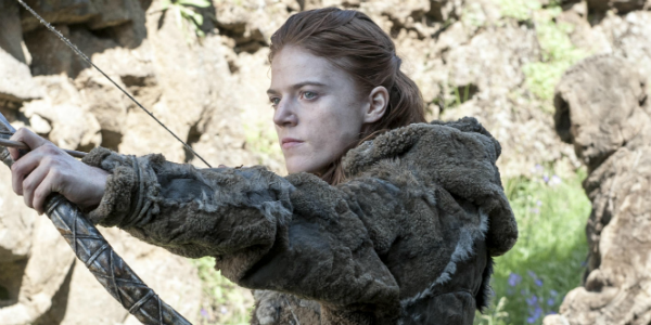 Game of Thrones Rose Leslie Ygritte HBO