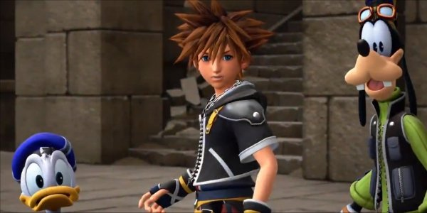 Kingdom Hearts 3 Is Actually Finished