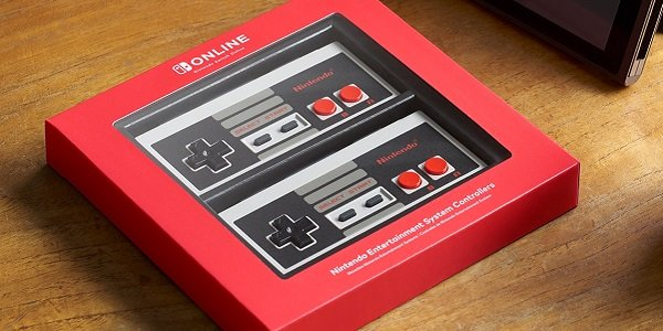 NES controllers for Switch.