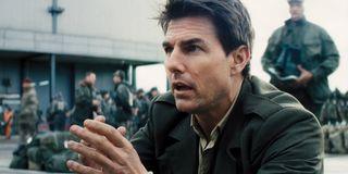Tom Cruise in the Edge of Tomorrow