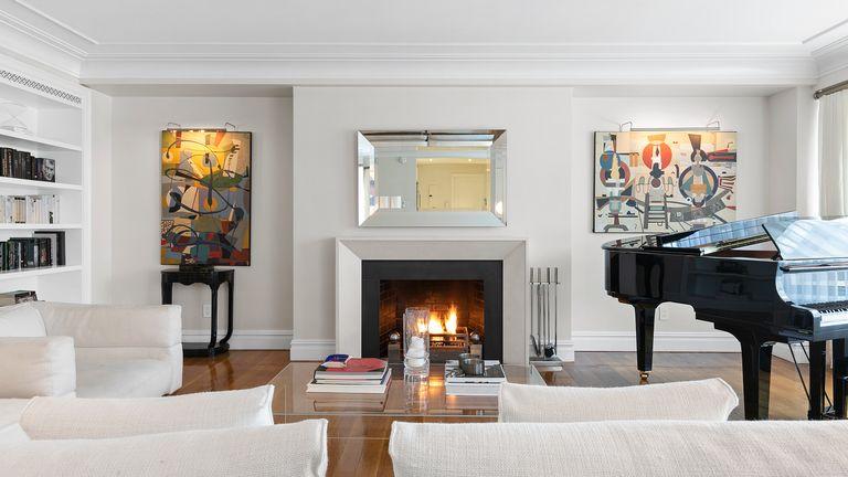 Amalia Graziani Manhattan renovation