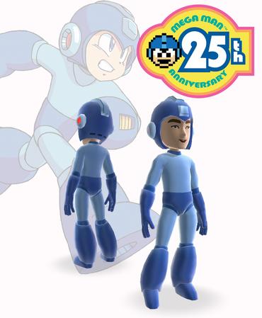 Mega Man Xbox Live Avatar Gear Now On Sale #24978