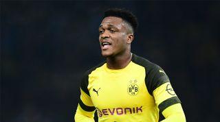 Dan-Axel Zagadou at Borussia Dortmund