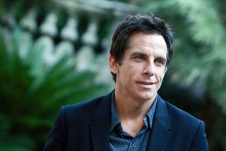Ben Stiller at the hotel De Russie in Rome in 2013.