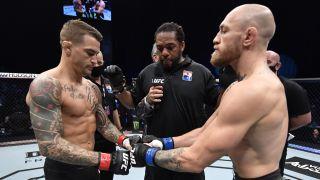 Poirier over for McGregor i UFC